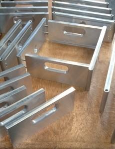 Machined Aluminium Box 1