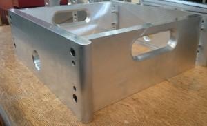 Machined Aluminium Box 2